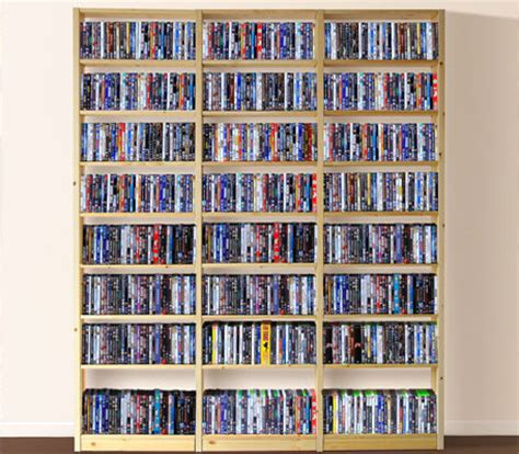 shelves for dvd woodwork dvd shelf design plans pdf plans