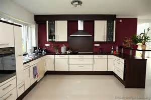 pictures of kitchens modern two tone kitchen cabinets page 4