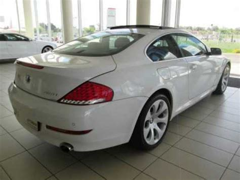 2010 bmw 650i specs 2010 bmw 6 series 650i coupe manual auto for sale on auto