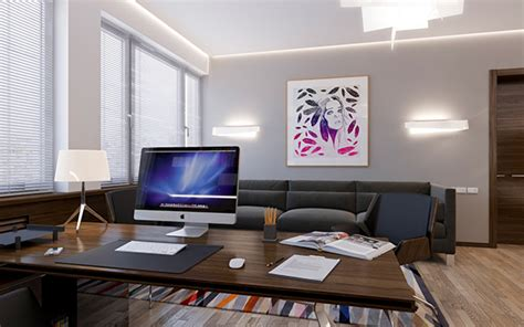 office room interior design photos personal office room on behance