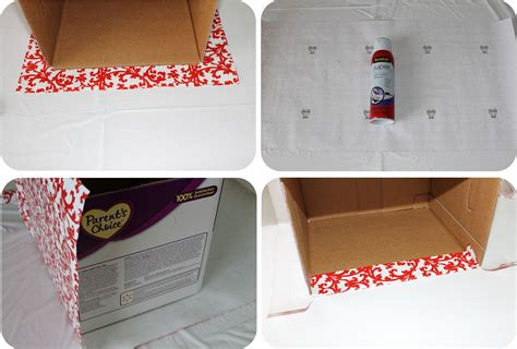 diy small cardboard box diy how to recycle cardboard boxes into pretty storage
