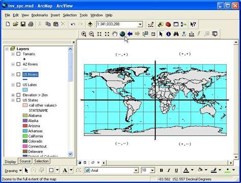 intro  mapping tabular data  arcgis