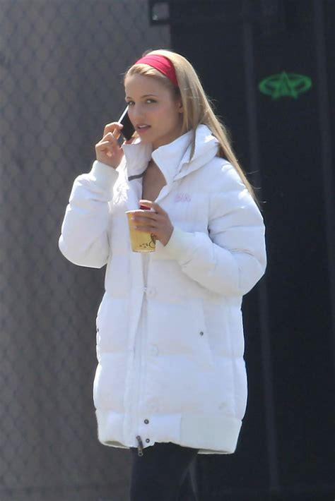 dianna agron 2012 pictures photos images zimbio diana agron on the set of quot glee quot in la zimbio