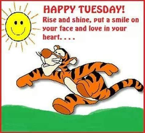 Happy Tuesday Meme - tigger happy tuesday pictures photos and images for