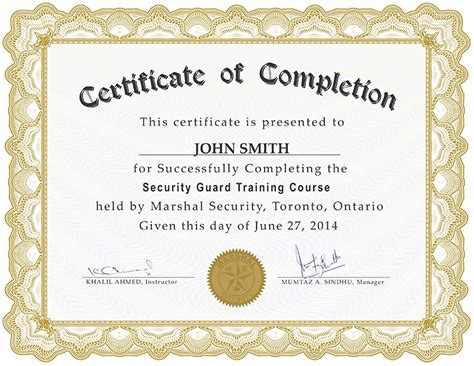whmis certificate template 13 whmis certificate template health safety and