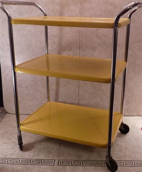 yellow kitchen cart 137 best images about kitchen cart on tea cart