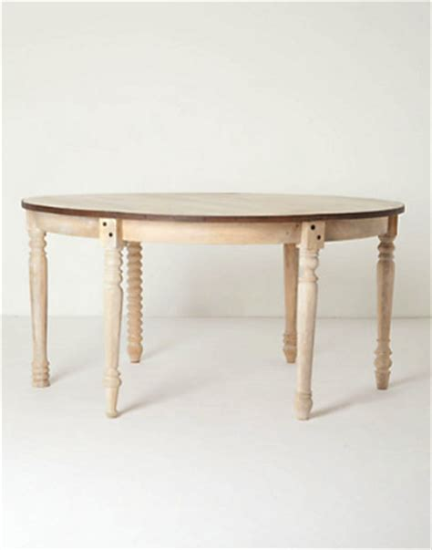 anthropologie dining table