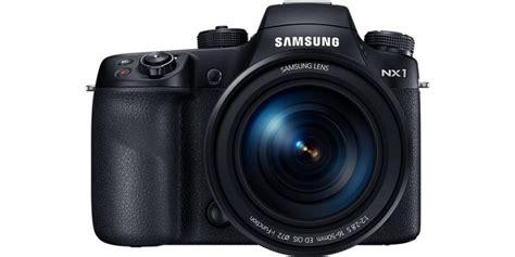 Kamera Samsung Mirrorless Nx1 samsung nx1 mirrorless rasa dslr kompas