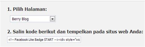 Fan Buat Laptop cara terbaru buat fans page like box fb di coretan