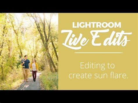 lightroom 4 tutorial creating lens flare youtube lightroom 4 tutorial creating lens flare doovi