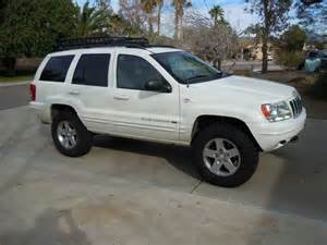jeepforum white wj with jk rims