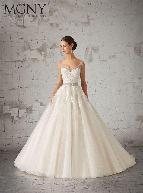 Brautkleider Weit Ausgestellt 51104 0021 brautkleid mori amazing dress
