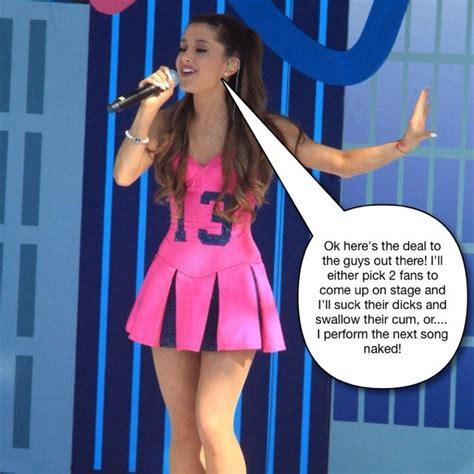 Ariana Grande Captions Hotnupics Com