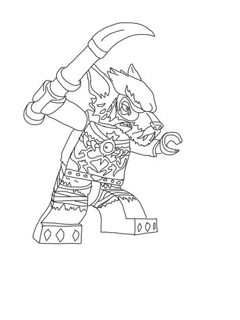 legends of chima coloring pages coloring home