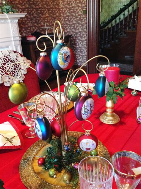 12 days of ornaments target carolinajewel s table the twelve days of tablescape