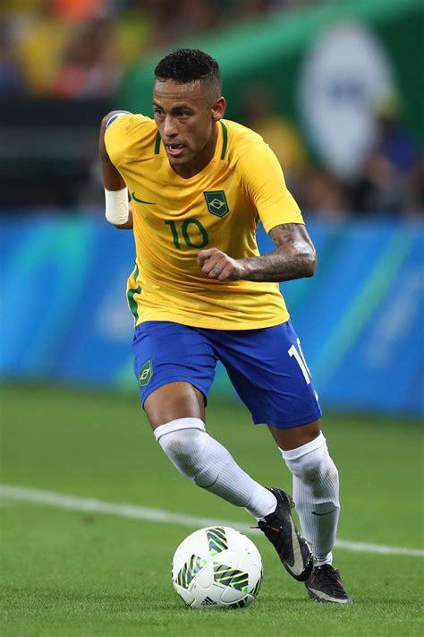 neymar is brazil s golden boy
