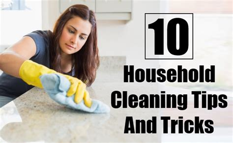 home tips and tricks 10 easy household cleaning tips and tricks diy home things