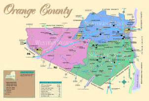 map directions orange county new york