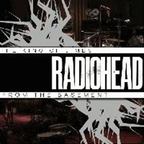 radiohead in the basement radiohead the king of limbs from the basement album
