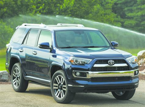 rugged suvs toyota updates the rugged 4runner suv for 2014 adds two new premium versions drive
