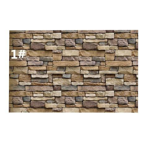 wall showcase 60 45 pd1749 45 100cm mosaic tile wall art decor 3d foil wall sticker