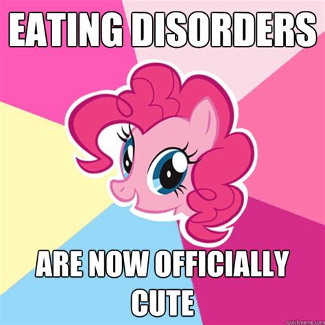 Eating Disorder Meme - trying not to become the cat lady proudly embracing my