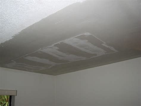 drywall repair drywall repair water damaged ceiling