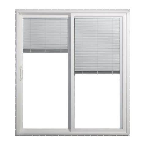 Patio Sliding Doors Lowes Reliabilt Low E Vinyl Sliding Patio Door Lowe S Canada