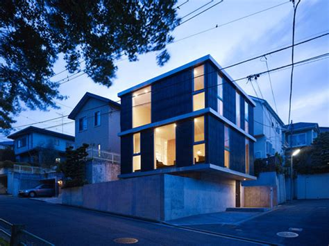small  interesting japanese house designs home