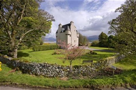 bed and breakfast scotland scotland barcaldine castle bed and breakfast accommodation