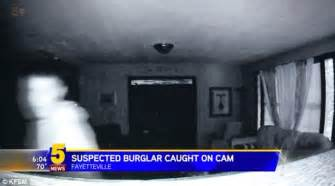 arkansas suspected burglar on before he