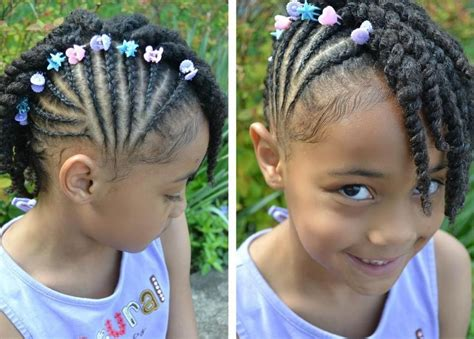 black kids braided hairstyles for girls hair design and