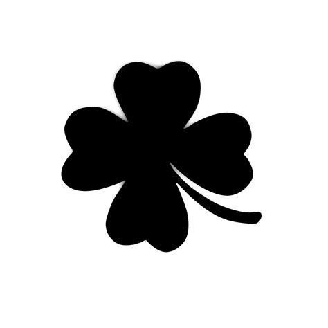 Stiker Anime Black Clover black four leaf clover lucky decal for auto car window sticker cover the scratch ebay