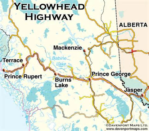 highway of tears canada map map highway 16 gallery