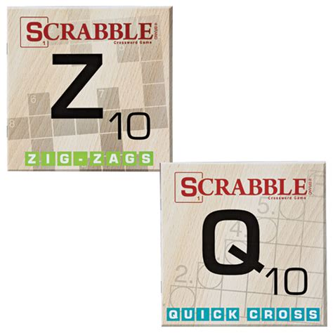 sq words scrabble scrabble puzzle books set of 10 word puzzles