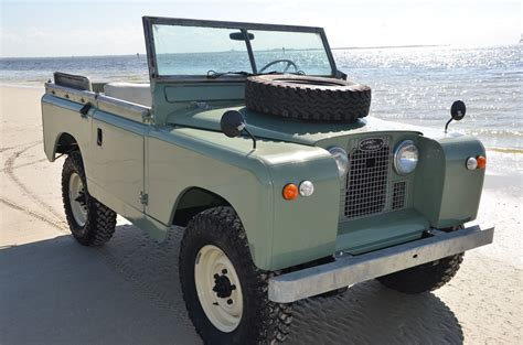 original land rover original 1967 land rover defender offroad for sale