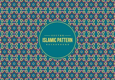 islamic pattern information islamic style pattern background download free vector