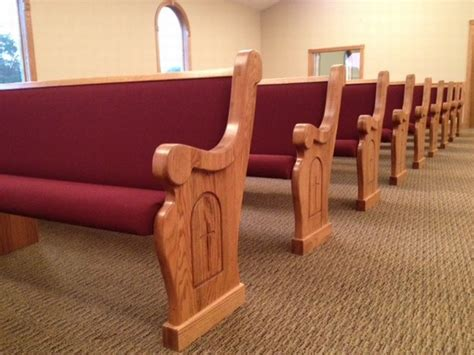 free church benches choosing church pews style born again pews