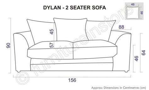 standard size of 2 seater sofa standard 2 seater sofa size savae org