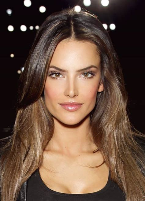 apivita natures hair color nr 7 7 about alessandra ambrosio bombshell alessandra ambrosio