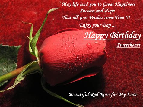 Happy Birthday Wishes For Him Birthday Quotes Love For Him