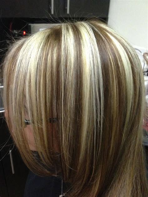 hair lowlight formulas 17 best ideas about blonde with brown lowlights on