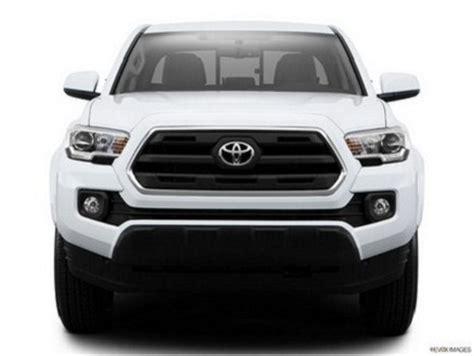 Toyota Tacoma Seating Capacity 2016 Toyota Tacoma Limited V6 4 215 4 Cab 127 4 In Wb