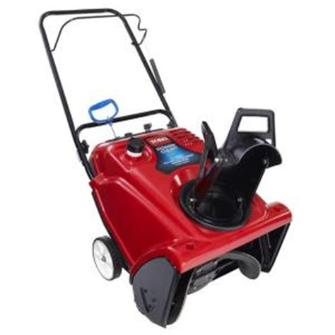 toro power clear 621r 21 in single stage gas snow blower