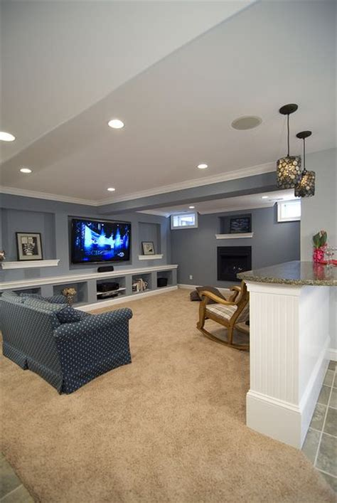 25 best ideas about basement wall colors on
