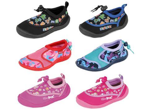 aqua slippers boys aqua socks sandals swim