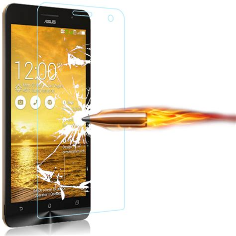 Tempered Glass Asus Zenfone 3 Laser 55 Inch Anti Gores Kaca Zc551kl tempered glass for asus zenfone 2 laser ze500kl ze551kl ze551ml go zb500kl zb500kg selfie max