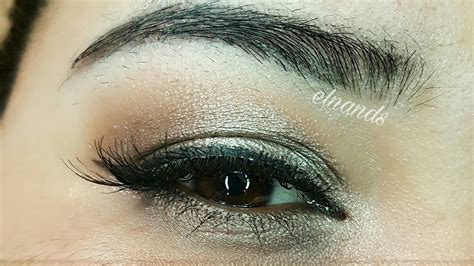 Wardah Eye Shadow L simple glam eye makeup tutorial wardah eyeshadow