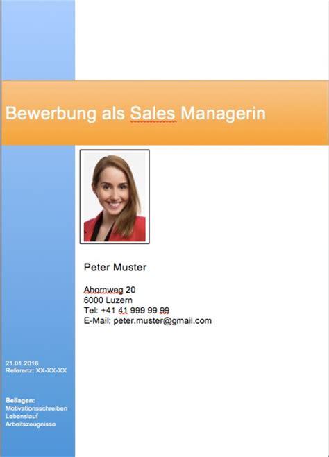Bewerbung Deckblatt Vorlage Schweiz Deckblatt Bewerbung Muster Und Vorlagen Kostenlos