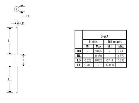 zener diodes numbers uz230 digitron semiconductors